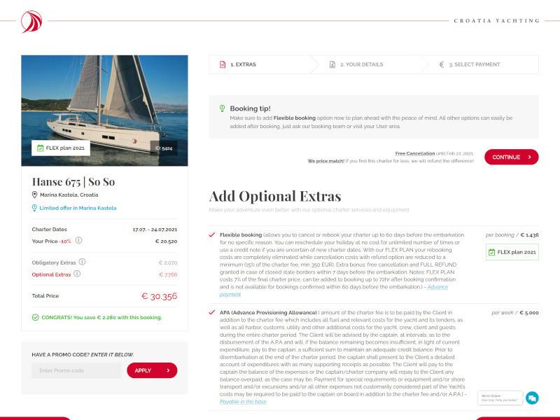 Croatia Yachting Charter