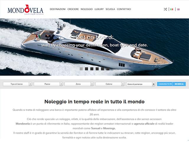 Mondovela Tour Operator | Razvoj web aplikacija