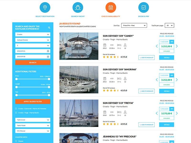 Navigare Yachting