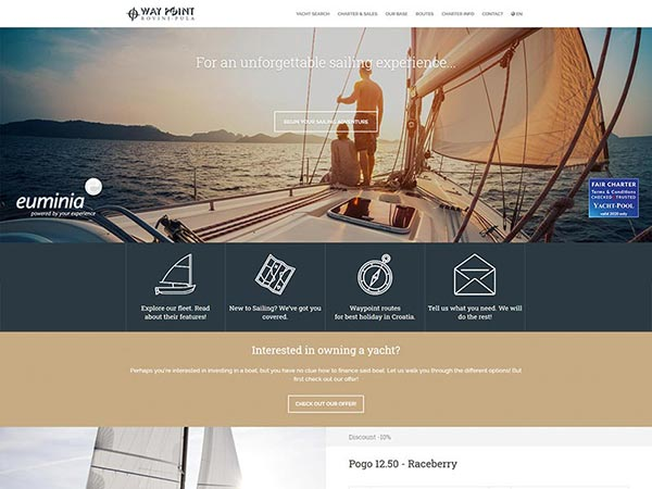 Waypoint Int | Razvoj web aplikacija